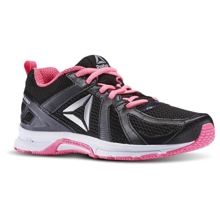 harga Original Sepatu Reebok Runner Mt Memory Tech Coal Sports Running Tokopedia.com