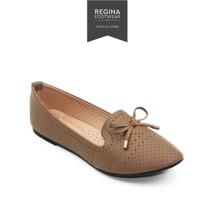 Regina footwear dea flat shoes 1702-16 khaki