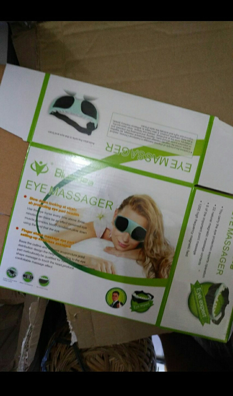 Jual Eye Massager Alat Terapi Mata Pijat Elektrik Penghilang Terapy I Care Stress