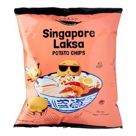 harga Ready stocks!!! singapore laksa potato chips Tokopedia.com
