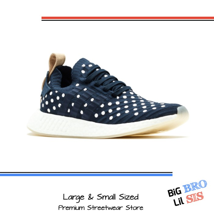 d2e4d7674 Jual Sepatu Adidas NMD R2 Ronin Polka Dot (W) size 39.3 - Sneaker ...