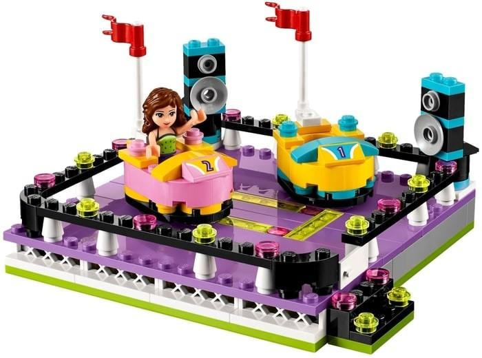 Jual Original Lego Friends Amusement Park Bumper Cars 41133 Murah