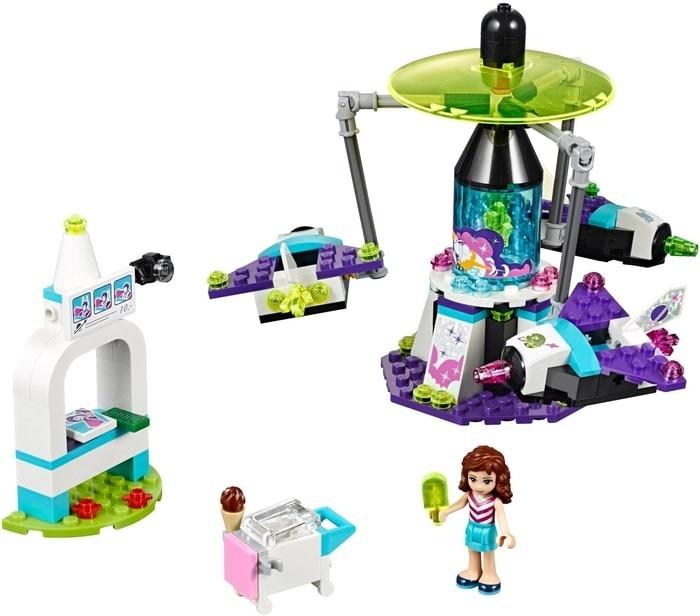 Jual Original Lego Friends Amusement Park Space Ride 41128 Murah