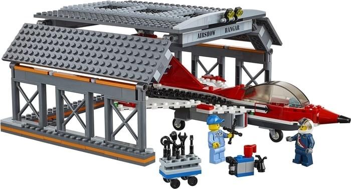 Pier30 Schuppen Lagerhalle storage 1:1250 scale