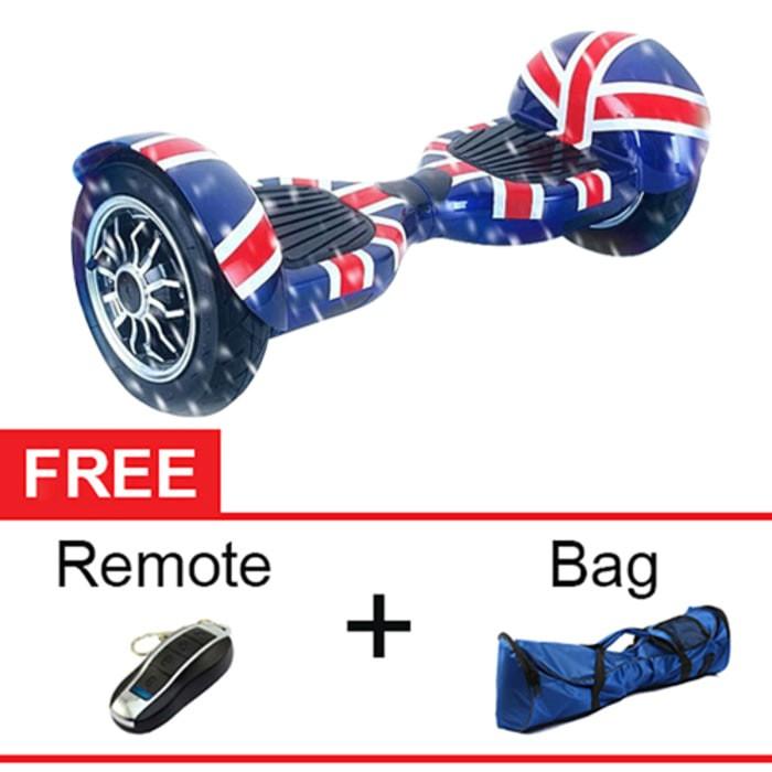 "Cognos Hoverboard Segway 10"" Two Wheel Balance Scooter Self Balacing"