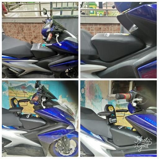 harga Kursi Jok Bonceng Motor Anak Yamaha Aerox Dengan Sandaran Tokopedia.com