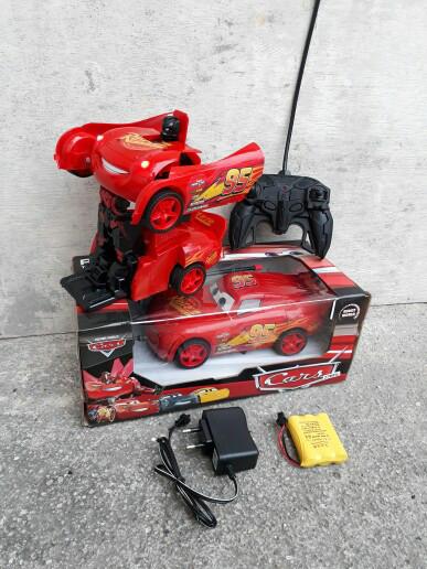 harga Rc car transformers - mobil remote control - mainan robot anak edukasi Tokopedia.com