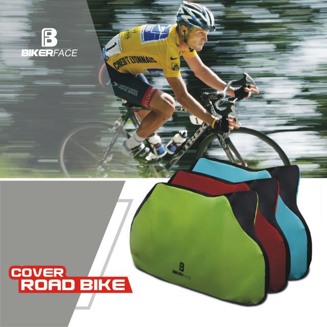 harga Cover sepeda road atau road bike atau sepeda balap merk bikerface Tokopedia.com