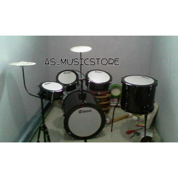harga Drum mini anak full set free stick drum / drum anak Tokopedia.com