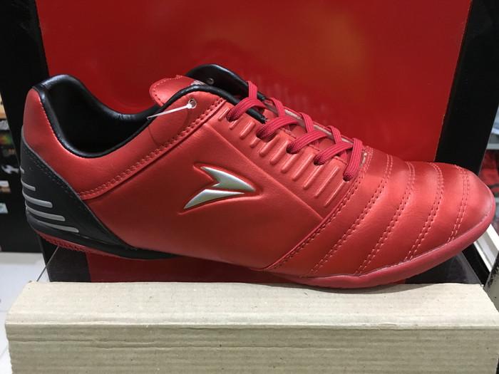 Jual promo sepatu futsal nobleman baal warna merah ORIGINAL ... aded775edd