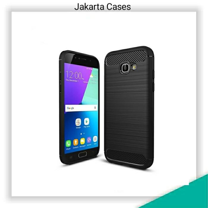 harga Samsung galaxy j7 prime / jc rubber carbon soft case casing cover Tokopedia.com