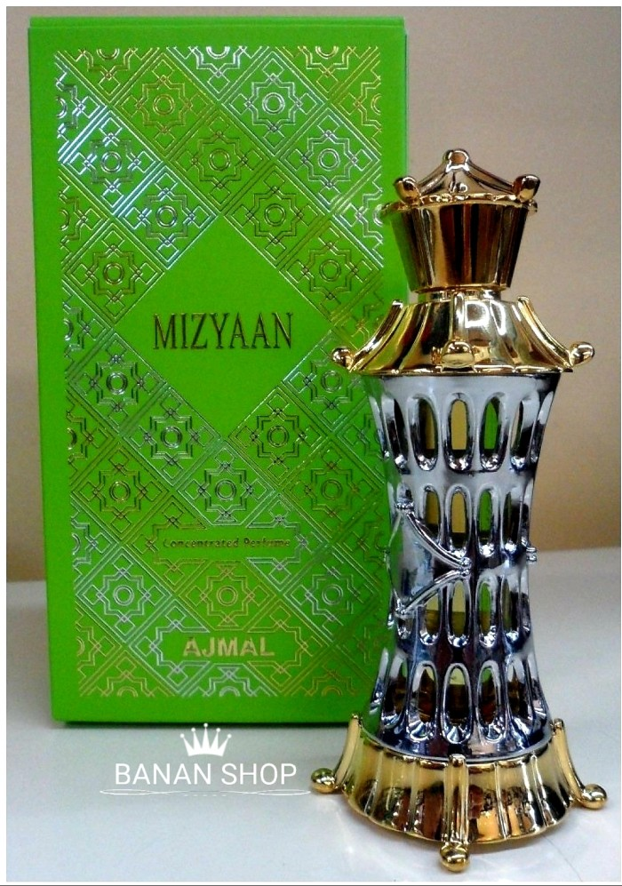 Jual Parfum Mizyaan By Ajmal Uae 14ml Kota Administrasi Jakarta