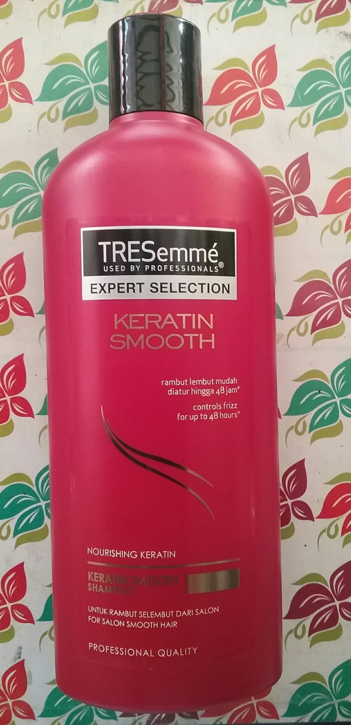 harga Tresemme keratin smooth 340ml Tokopedia.com