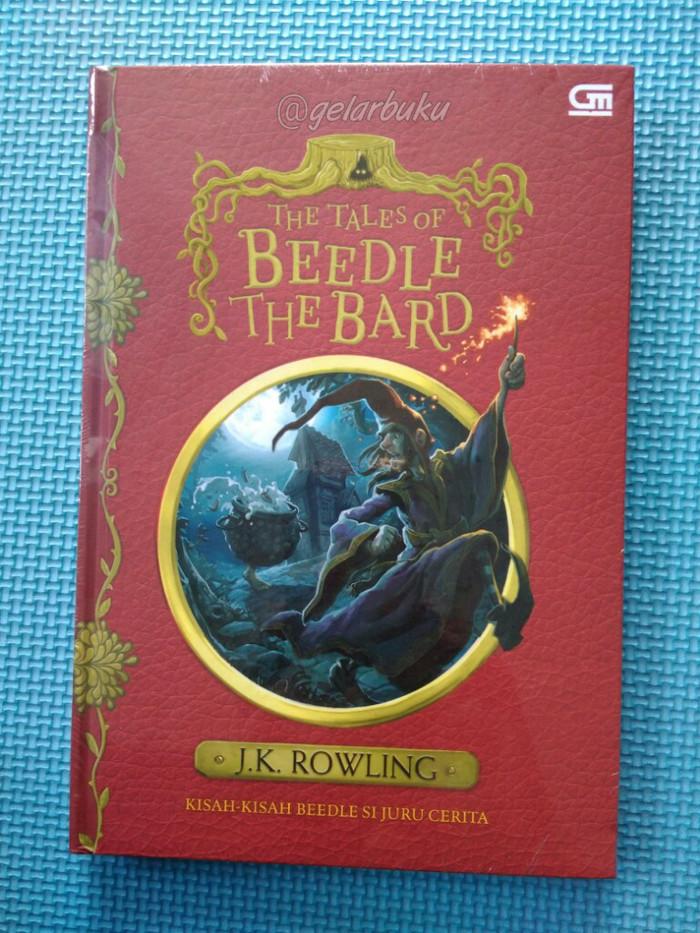 harga The tales of beedle the bard (kisah-kisah beedle si juru cerita) Tokopedia.com