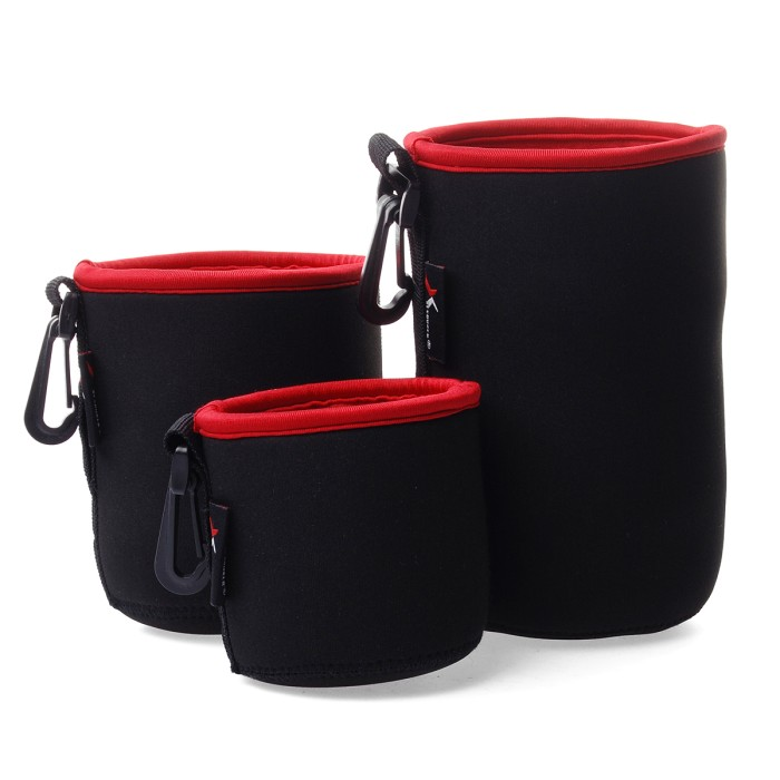 harga Tempat untuk lensa kamera tahan air 3pcs soft dslr s m l-dc505 Tokopedia.com