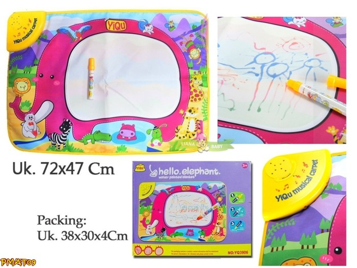 harga Pmat09 mainan water magic musical doodle 3906 Tokopedia.com