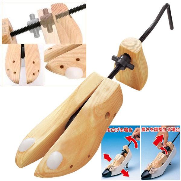 harga Id 964 wooden shoe stretcher /1pc - peregang sepatu Tokopedia.com