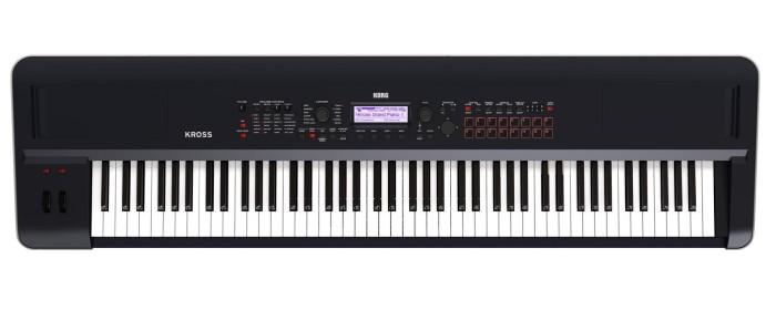 harga Keyboard korg kross2 61 synthesizer workstation Tokopedia.com
