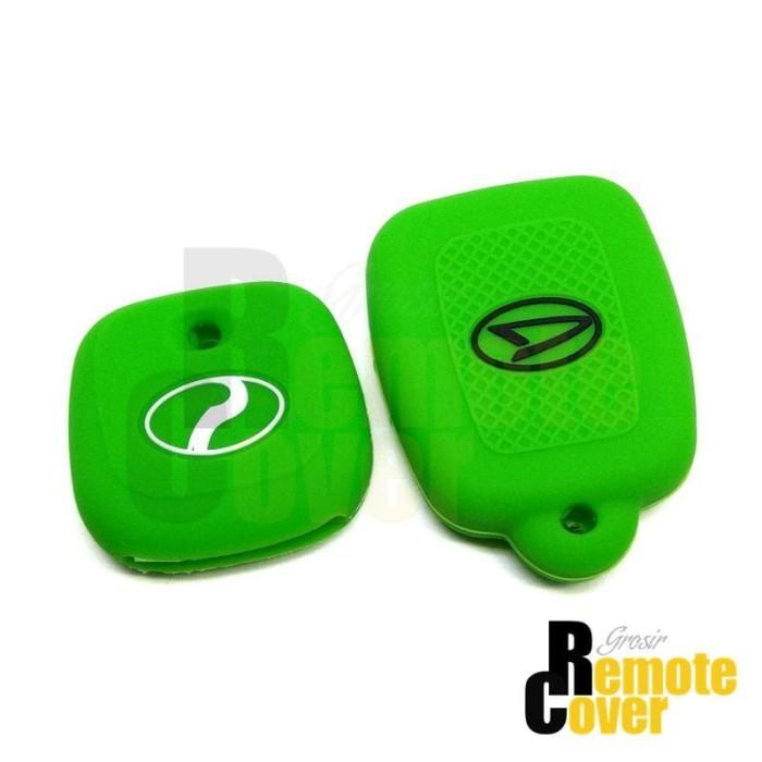Kondom Kunci Silikon Remote Keyshirt Daihatsu Sirion Komplit