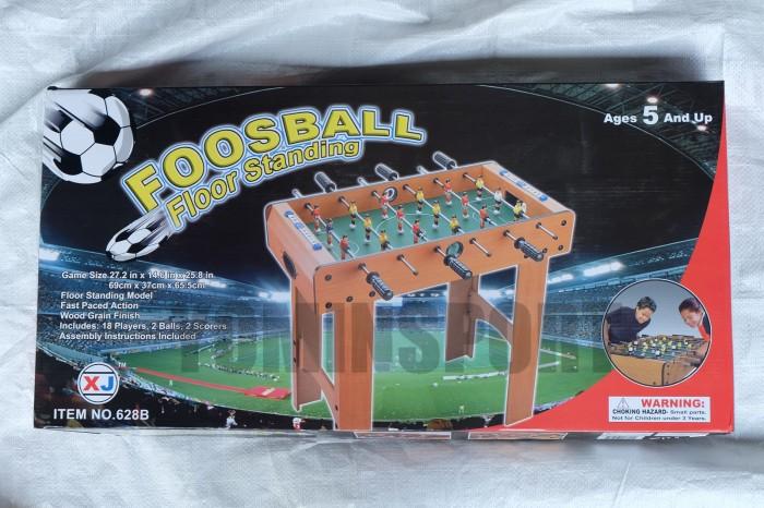 harga Meja foosball floor standing kecil / sepak bola meja Tokopedia.com