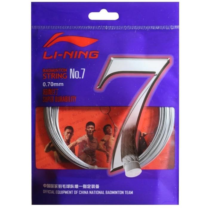 harga Senar badminton lining no.7 original Tokopedia.com