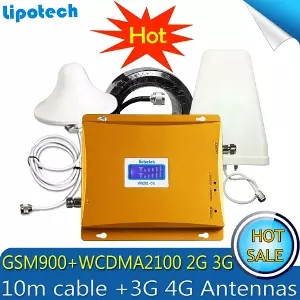 harga Repeater gsm murah signal booster dual band m(2g dan 3g) 900/2100mhz Tokopedia.com