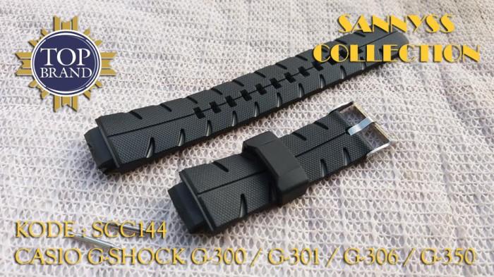 harga Strap tali jam casio gshock g-300 - g 300 - g300 free pen Tokopedia.com