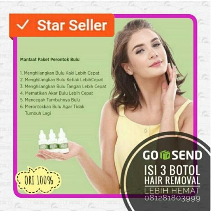 harga Diskon rp 50.000 untuk setiap pembelian perontok bulu green angelica!! Tokopedia.com