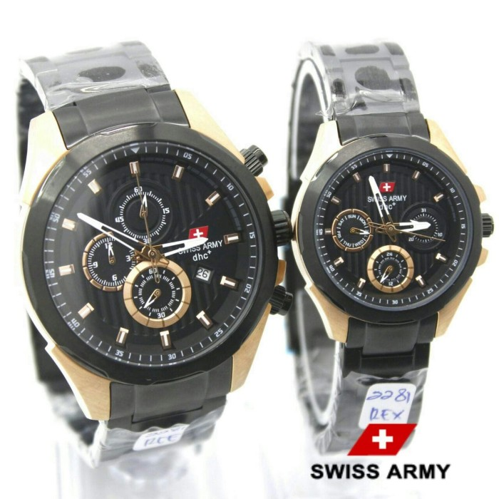 Source · Jam Tangan Couple Swiss Army C7253 .