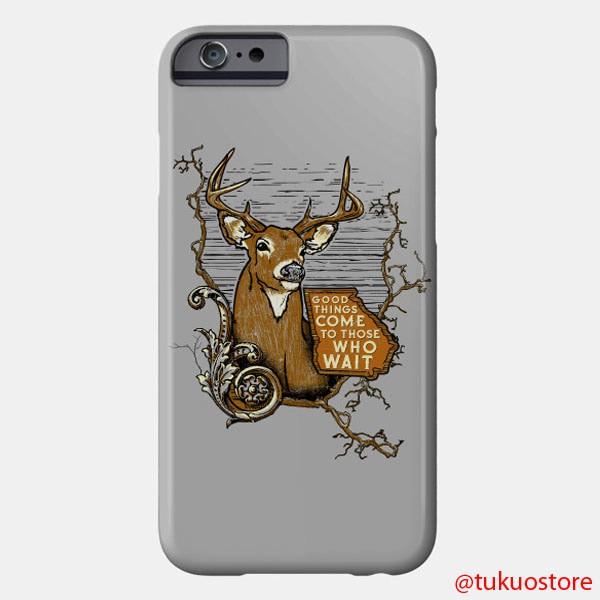 Jual Georgia Deer Hunting Iphone Case All Case Hp Jakarta Pusat Tukuostore Tokopedia