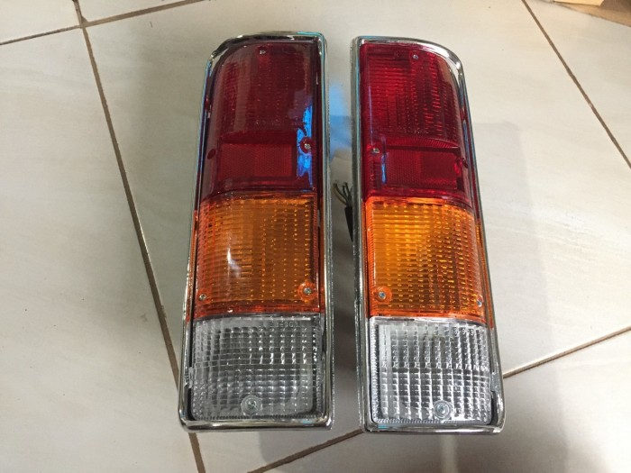 Jual Lampu Belakang Tail Light Chevrolet Luv Kbd 25 Gudang White