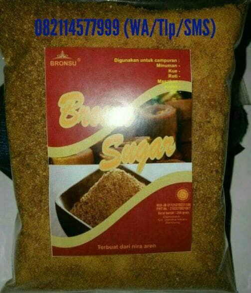 harga Gula Palem/ Brown Sugar (murni 100% Aren) Tokopedia.com