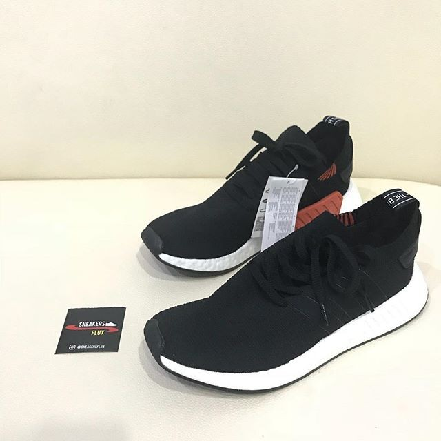 38d21cf95ecf3 Jual NMD R2 PK FOOTLOCKER Exclusive Black - Sneakers Flux