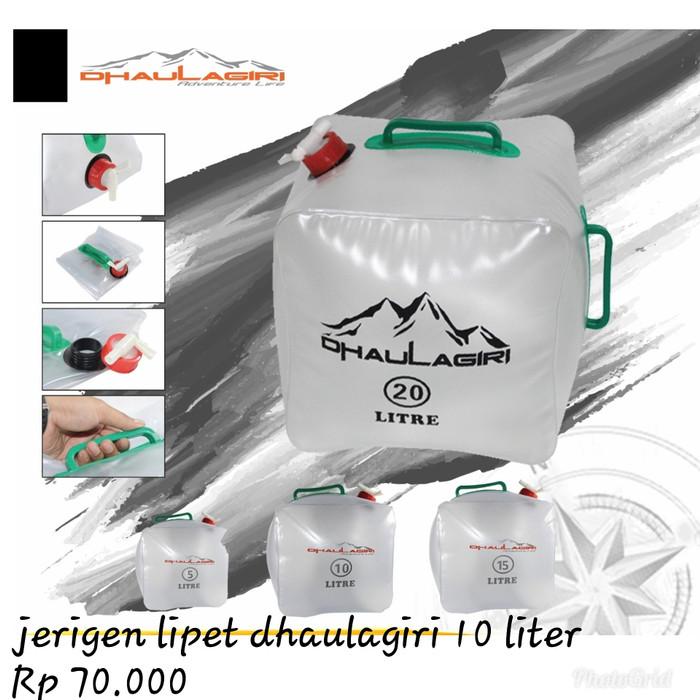 harga Jerigen lipet 10 liter dhaulagiri Tokopedia.com