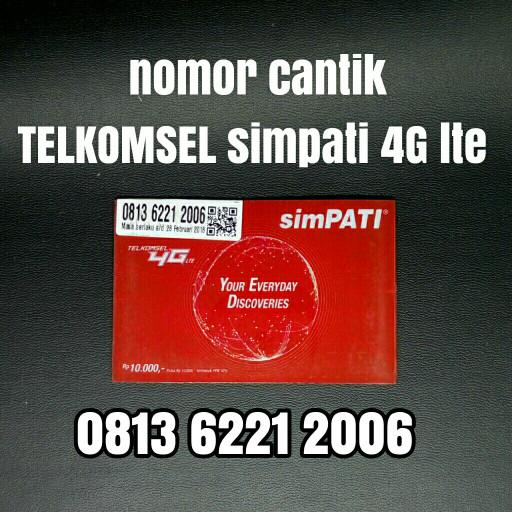 Telkomsel Simpati Nomor Cantik 0812 1818 454 Daftar Update Harga Source nomor cantik .