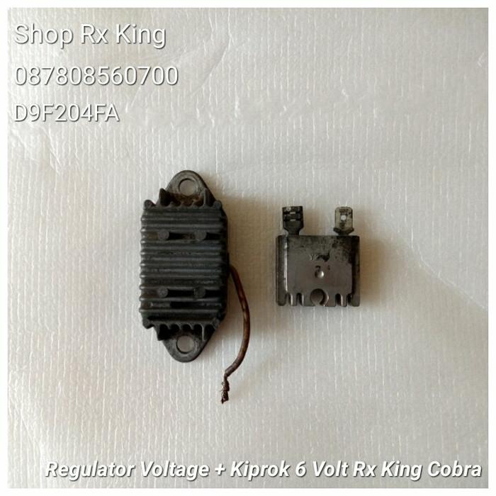 Jual Regulator Voltage   Kiprok 6 Volt Rx King Cobra    Rxk    Rxs Ori Second