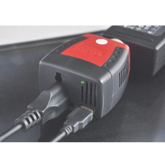 harga Charger laptop smartphone mobil power car inverter 150w 220v ac 5v Tokopedia.com