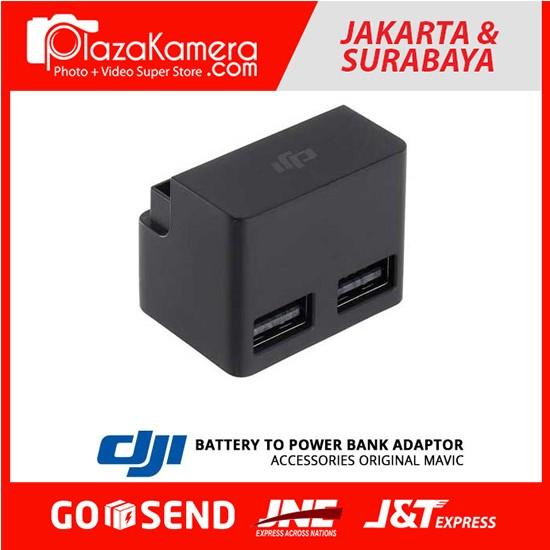 harga Dji mavic battery to power bank adaptor Tokopedia.com