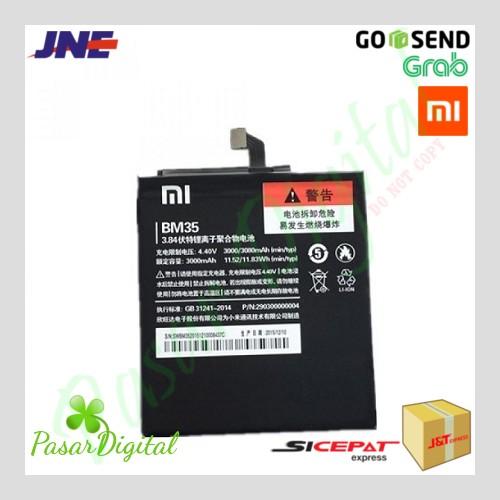 harga Batre baterai battery xiaomi bm35 xiaomi mi 4c Tokopedia.com