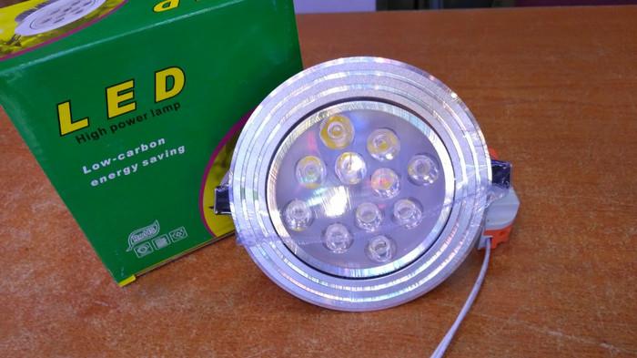 Info Lampu Downlight Led 12 Watt Hargano.com