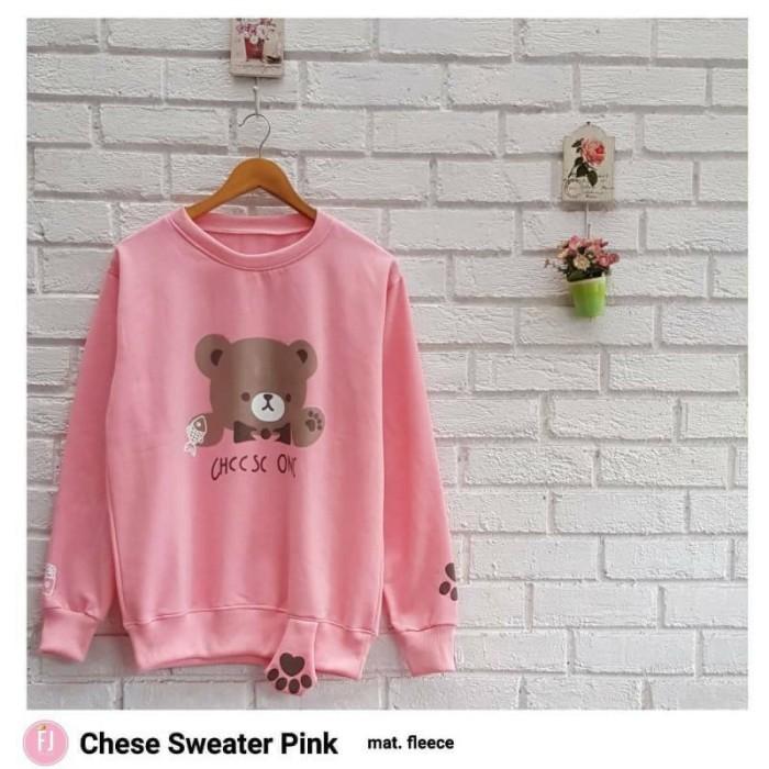 harga Chese sweater (pilih warna) Tokopedia.com