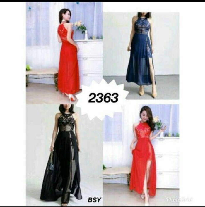 harga Dress brukat import Tokopedia.com