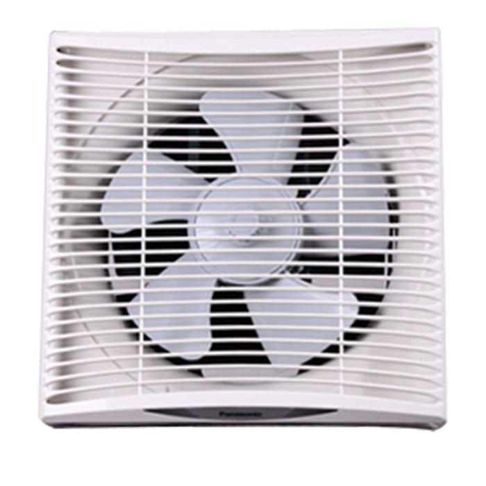 harga Panasonic pv-30run5 exhaust ventiling fan / exhaust dinding [12 inch] Tokopedia.com