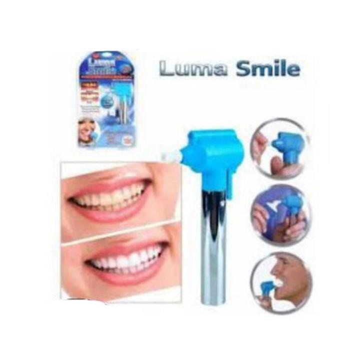 Jual Sikat Gigi Luma Smile Whitening Teeth Pemutih Gigi Murah