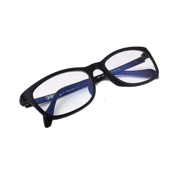 Frame Kacamata Anti Radiasi Komputer dan Gadget KATELUO 13033 - Black 7cbacf8361