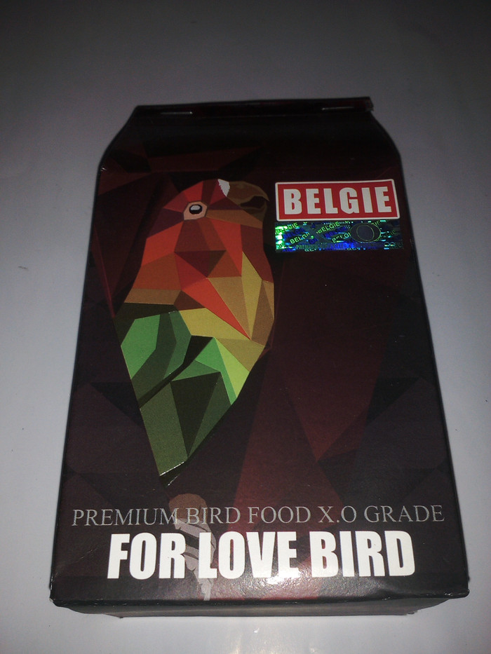 harga Xo belgium love bird Tokopedia.com