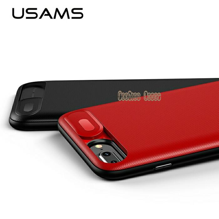 harga Iphone 6s power case usams us-cd26 3000mah original Tokopedia.com