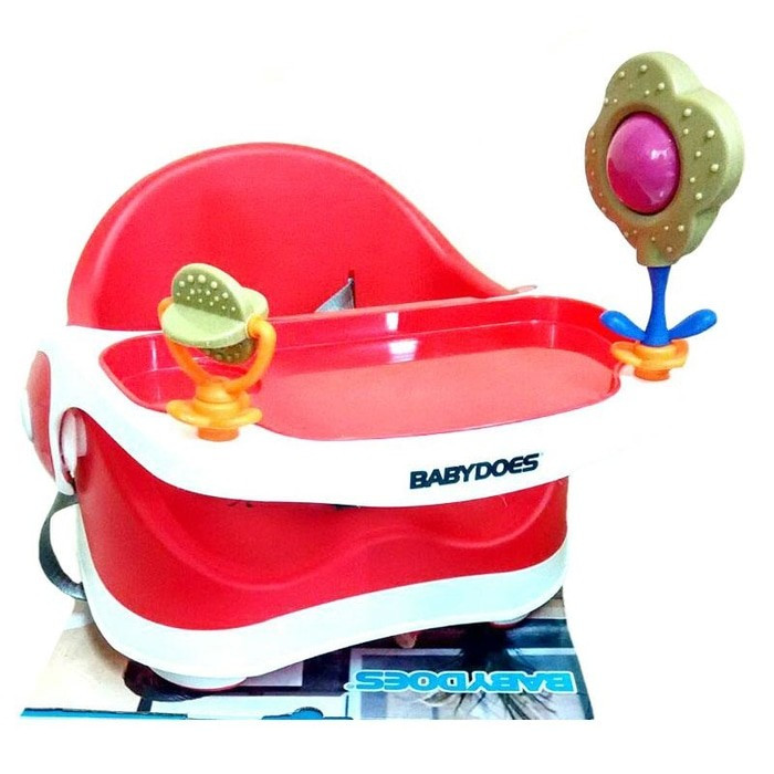 harga Babydoes baby does play toy booster seat chair kursi makan bayi bumbo Tokopedia.com