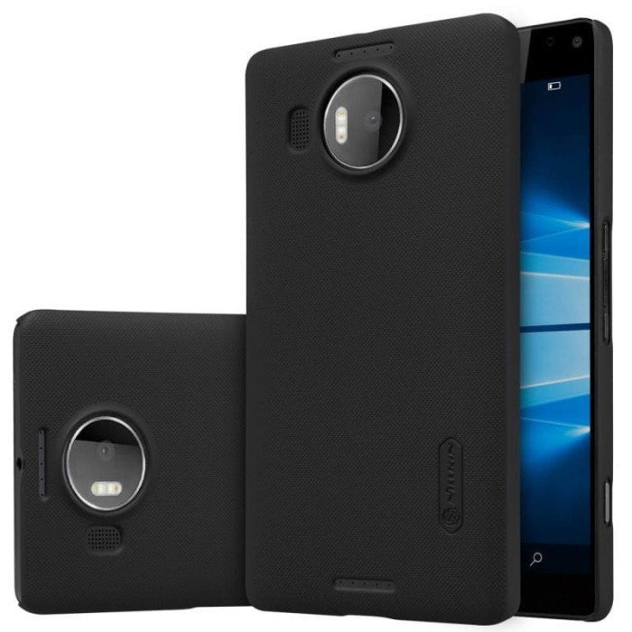 Nillkin Frosted Hard Case Nokia Lumia 950 XL - Hitam