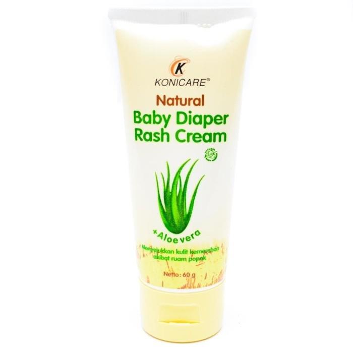 Foto Produk Konicare baby diaper rash cream protect care krim ruam popok Konicare dari lenna tupperware